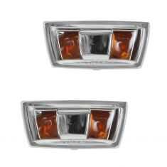 08 Malibu, Malibu Hybrid (New Body); 07-10 Aura; 07-09 Aura Hybrid Side Marker Lamp PAIR