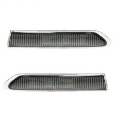 04-08 Acura TL Front Side Marker Light (Fender Mtd) Pair