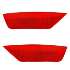 13 Ford Escape Rear Bumper Reflector PAIR
