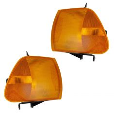 98-08 Sterling SL AT 9500, L8500, L9500 Front Turn Signal/ Parking/ Side Marker Light PAIR