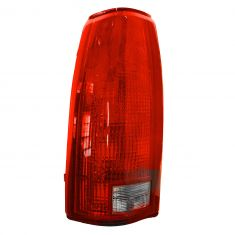 88-01 GM Trucks Taillight w/o conn LH
