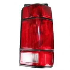 lorer Passengers Side Tail light