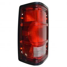 88-96 Dakota Blk Trim Taillight LH