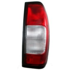 98-00 Nissan Frontier Pickup Taillight Clear Lens - RH