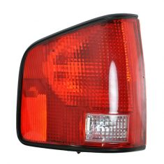 Tail Light (with Black Edge) Driver Side