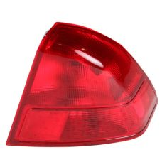 01-02 Honda Civic Sedan 1/4 Mtd Taillight RH