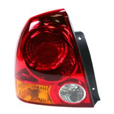 2003-06 Hyundai Accent Tail Light LH