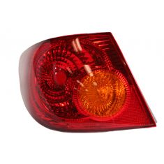 2003-04 Toyota Corolla Tail Light LH