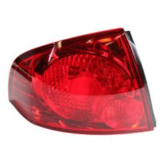 2004-06 Nissan Sentra Taillight LH (Base S Model)