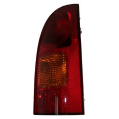 1999-00 Nissan Quest Tail Light RH