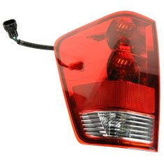 2004-10 Nissan Titan Tail Light LH for Trucks WITHOUT Utility Compartment