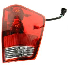2004-10 Nissan Titan Tail Light RH for Trucks WITHOUT Utility Compartment
