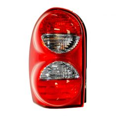 05-07 Jeep Liberty (w/o Guard Prov) Taillight LH