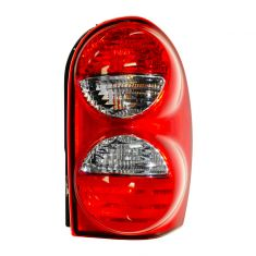 05-07 Jeep Liberty (w/o Guard Prov) Taillight RH
