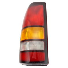 2004-07 GMC Sierra Tail Light Driver Side