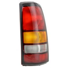2004-07 GMC Sierra Tail Light Passenger Side
