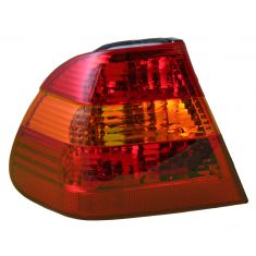 2002-05 BMW 3 Series Tail Light Driver Side for Sedan