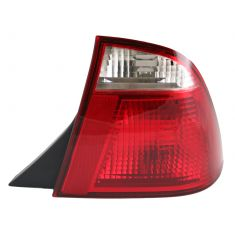 2005-07 Ford Focus Tail Light Passenger Side