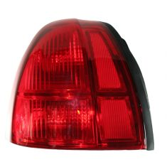 2003-07 Lincoln Town Car Tail Light Driver Side