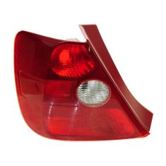 02-03 Honda Civic Tail Light LH for Hatchback