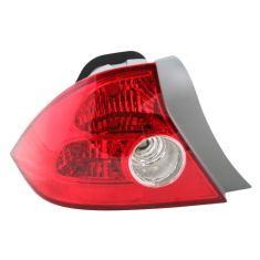 2004-05 Honda Civic Coupe Tail Light Driver Side for Coupe