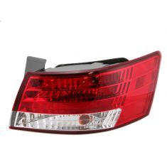 2006-07 Hyundai Sonata Tail Light Passenger Side