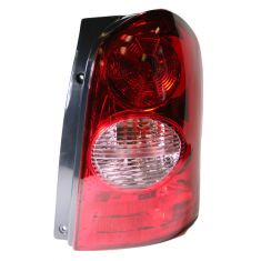 2002-03 Mazda MPV Tail Light Passenger Side