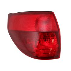 2004-05 Toyota Sienna Tail Light Driver Side