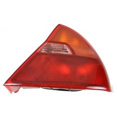 1999-02 Mitsubishi Mirage Tail Light Passenger Side