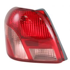 2000-02 Toyota Echo Tail Light Driver Side