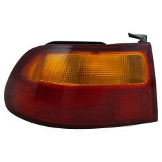 92-95 Honda Civic 3dr Hatchback Tail Light LH