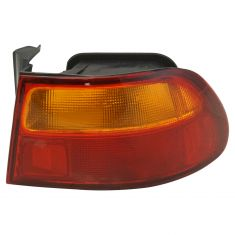 92-95 Honda Civic 3dr Hatchback Tail Light RH