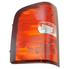 07-08 Chevy Silverado Tail Light LH