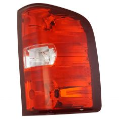 07-08 Chevy Silverado Tail Light RH