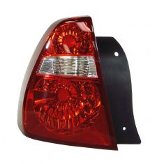 "04-07 Chevy Malibu Tail Light LH for VIN ""Z"" Sedan"
