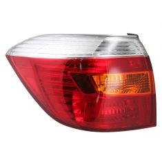 08 Toyota Highlander Tail Light LH