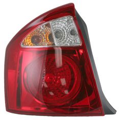 04-06 Kia Spectra Tail Light for Sedan Driver Side
