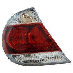 05-06 Toyota Camry SE Tail Light Japan Made LH