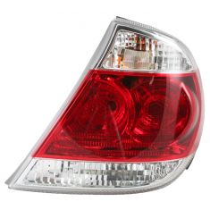 05-06 Toyota Camry LE XLE Tail Light Japan Made Pasenger Side