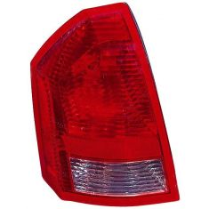 2005-07 Chrysler 300 Base & Touring Taillight LH