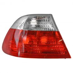 99-03 BMW 3 Series 2DR Coupe Outer Taillight w/Clear LH