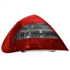 07-09 Mercedes E-Class Sdn w/Avantegarde Pkg LED Taillight LH