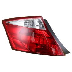 08-10 Honda Accord 2DR Taillight LH