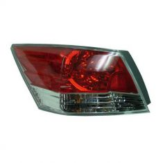 08-12 Honda Accord 4DR Taillight LH