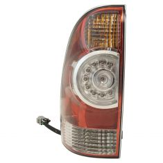 08 (from 5/08)-12 Toyota Tacoma Taillight LH