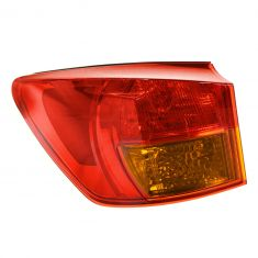 06-08 Lexus IS250 IS350 Outer Taillight LH