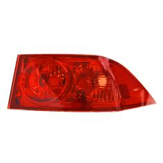 04-05 Acura TSX Outer Taillight RH