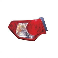 09-10 Acura TSX Outer Taillight LH