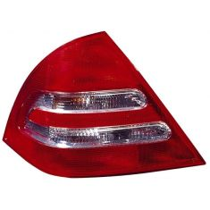 2001-04 Mercedes C Class SDN Taillight LH