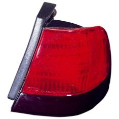 1992-95 Ford Thunderbird (exc SC) Outer Taillight LH